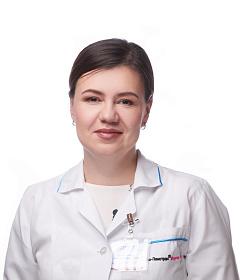 Насыбулина Наиля Рифхатовна